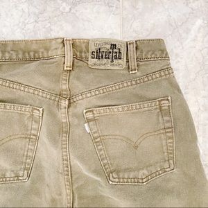 Levi's Silver Tab Mom Jeans